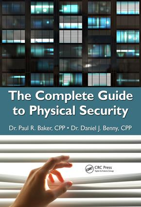 The Complete Guide to Physical Security: 1st Edition (e-Book) book cover