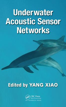 Underwater Acoustic Sensor Networks: 1st Edition (e-Book) book cover