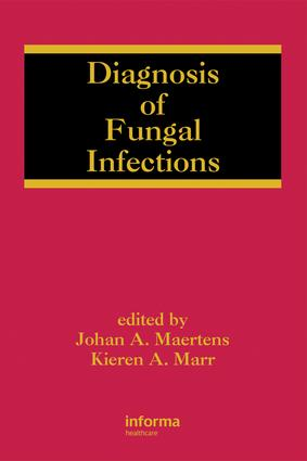 Diagnosis of Fungal Infections: 1st Edition (e-Book) book cover