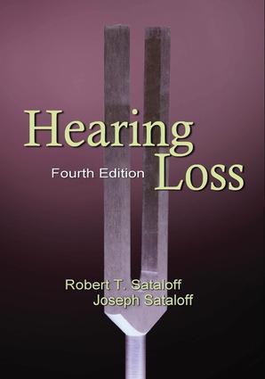 Hearing Loss: 4th Edition (Hardback) book cover