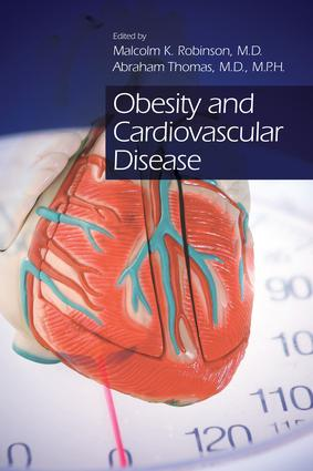 Obesity and Cardiovascular Disease book cover