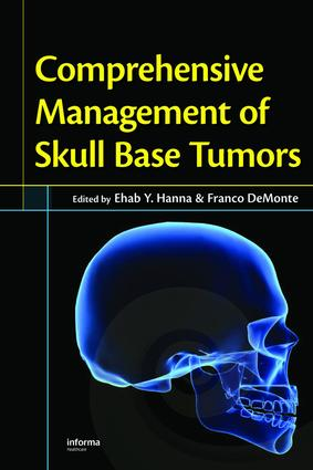 Comprehensive Management of Skull Base Tumors: 1st Edition (e-Book) book cover