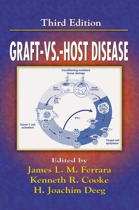 Graft vs. Host Disease: 3rd Edition (e-Book) book cover