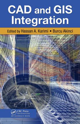 CAD and GIS Integration: 1st Edition (e-Book) book cover