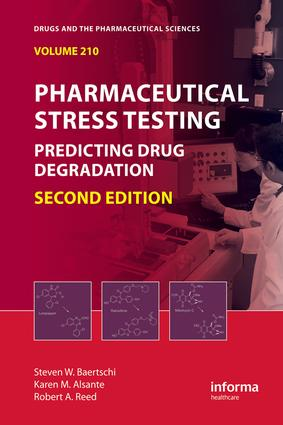 Pharmaceutical Stress Testing: Predicting Drug Degradation, Second Edition, 2nd Edition (e-Book) book cover