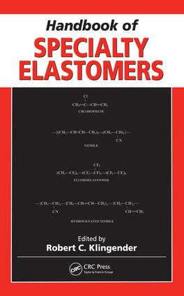 Handbook of Specialty Elastomers: 1st Edition (e-Book) book cover