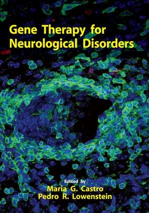 Gene Therapy for Neurological Disorders: 1st Edition (Hardback) book cover