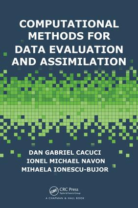 Computational Methods for Data Evaluation and Assimilation