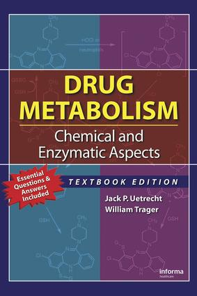 Drug Metabolism: Chemical and Enzymatic Aspects, 1st Edition (Paperback) book cover