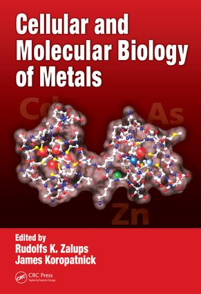 Molecular and Cell Biology of Lead