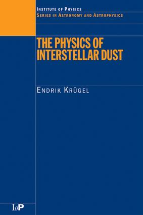 Structure and composition of dust