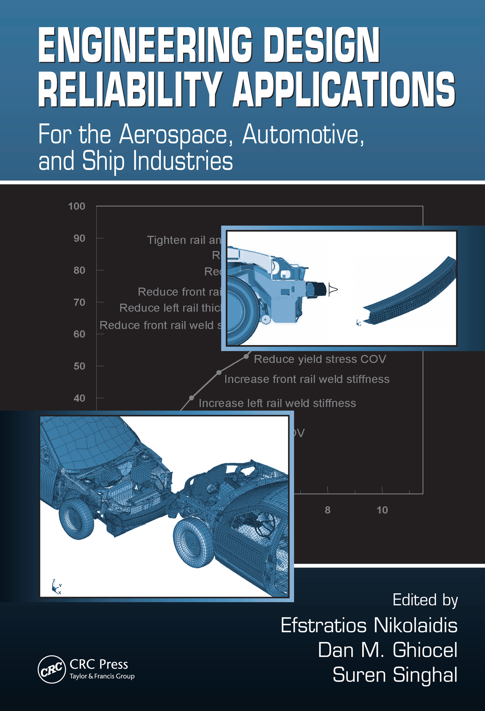 Engineering Design Reliability Applications: For the Aerospace, Automotive and Ship Industries, 1st Edition (e-Book) book cover