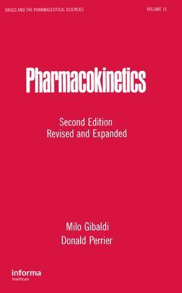 Pharmacokinetics: 2nd Edition (Hardback) book cover