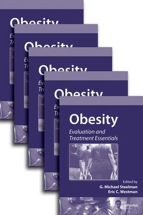 Obesity: Evaluation and Treatment Essentials, 1st Edition (e-Book) book cover