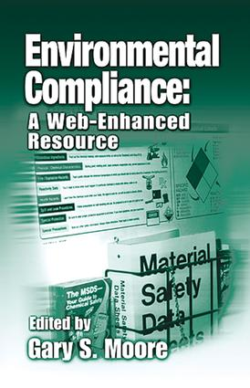 Environmental Compliance: A Web-Enhanced Resource book cover