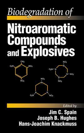 Biodegradation of Nitroaromatic Compounds and Explosives: 1st Edition (e-Book) book cover