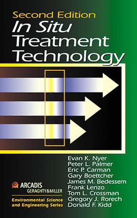 In Situ Treatment Technology: 2nd Edition (e-Book) book cover