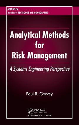 Analytical Methods for Risk Management