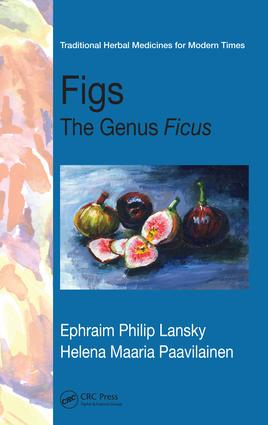 Figs: The Genus Ficus, 1st Edition (e-Book) book cover
