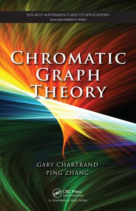 Chromatic Graph Theory: 1st Edition (e-Book) book cover
