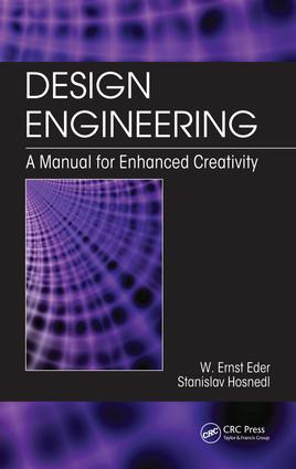 Design Engineering: A Manual for Enhanced Creativity, 1st Edition (e-Book) book cover