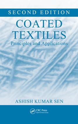 Coated Textiles: Principles and Applications, Second Edition, 2nd Edition (e-Book) book cover