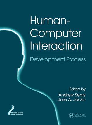 Human-Computer Interaction: Development Process, 1st Edition (e-Book) book cover