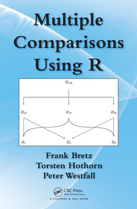 Multiple Comparisons Using R: 1st Edition (e-Book) book cover