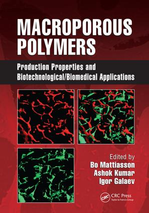 Production and Properties of Poly(Vinyl Alcohol) Cryogels: Recent Developments