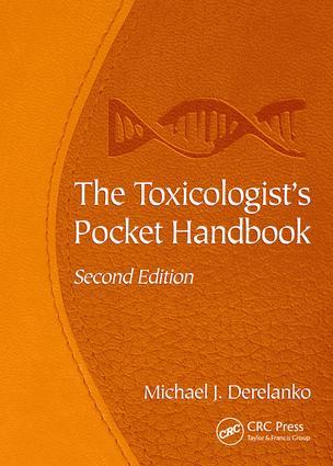 The Toxicologist's Pocket Handbook
