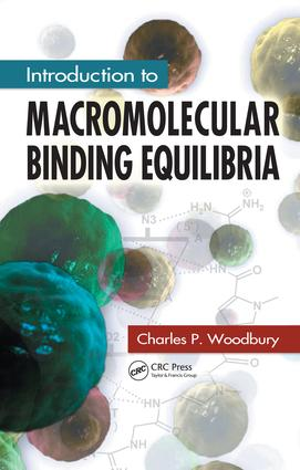 Introduction to Macromolecular Binding Equilibria: 1st Edition (e-Book) book cover