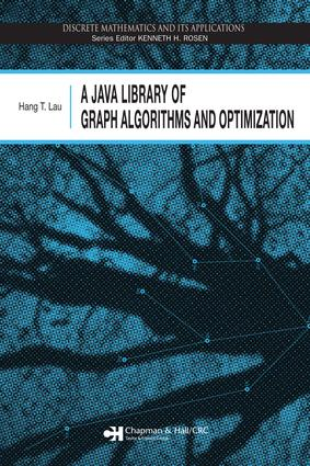 A Java Library of Graph Algorithms and Optimization: 1st Edition (e-Book) book cover