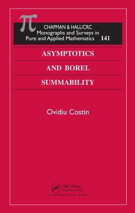Asymptotics and Borel Summability