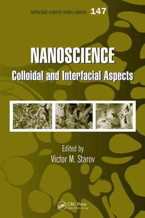 Nanoscience: Colloidal and Interfacial Aspects, 1st Edition (e-Book) book cover