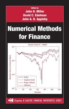Numerical Methods for Finance