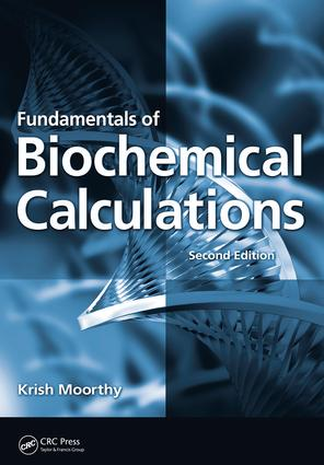 Fundamentals of Biochemical Calculations: 2nd Edition (e-Book) book cover