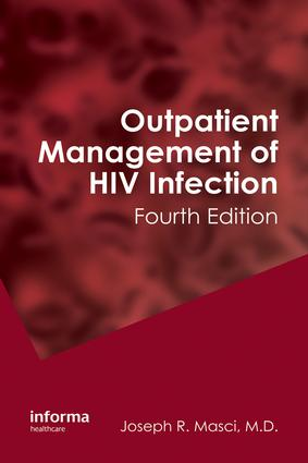Outpatient Management of HIV Infection: 4th Edition (e-Book) book cover