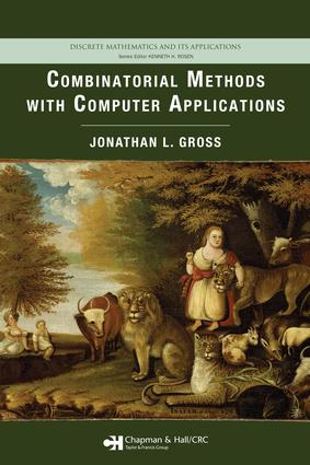 Combinatorial Methods with Computer Applications: 1st Edition (e-Book) book cover