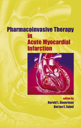 Pharmacoinvasive Therapy in Acute Myocardial Infarction book cover