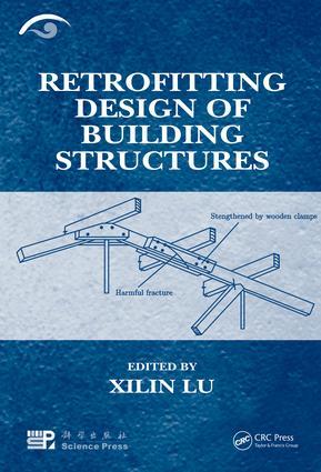 Retrofitting Design of Building Structures: 1st Edition (e-Book) book cover