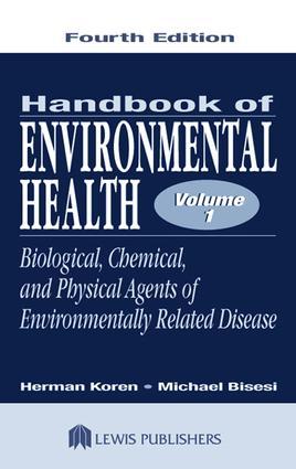 Handbook of Environmental Health, Volume I