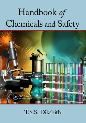 Handbook of Chemicals and Safety: 1st Edition (e-Book) book cover