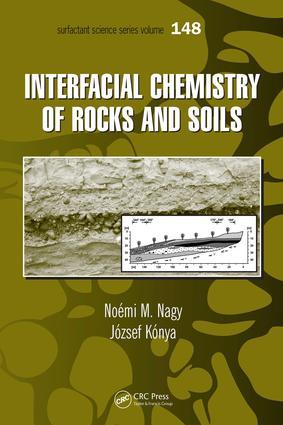 Interfacial Reactions at Rock and Soil Interfaces