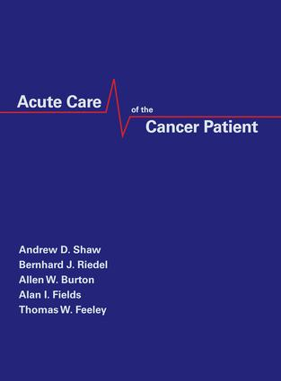 Principles of Clinical Cancer Staging