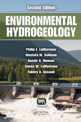 Environmental Hydrogeology: 2nd Edition (e-Book) book cover