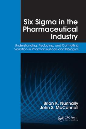 Six Sigma in the Pharmaceutical Industry
