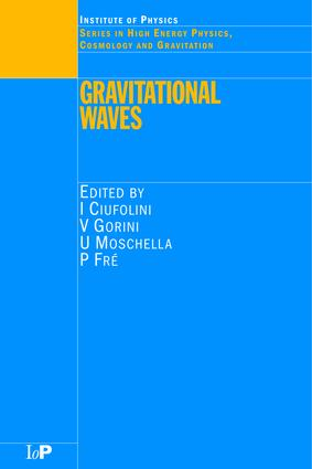 Gravitational Waves: 1st Edition (e-Book) book cover