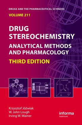 Alternative analytical techniques for determination or isolation of drug enantiomers