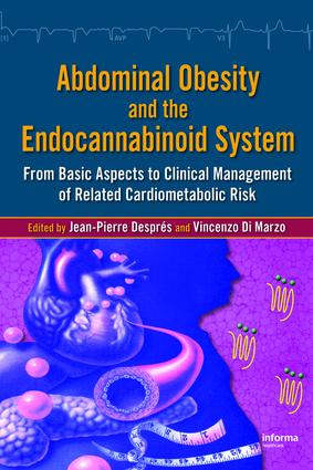 Abdominal Obesity and the Endocannabinoid System: From Basic Aspects to Clinical Management of Related Cardiometabolic Risk book cover