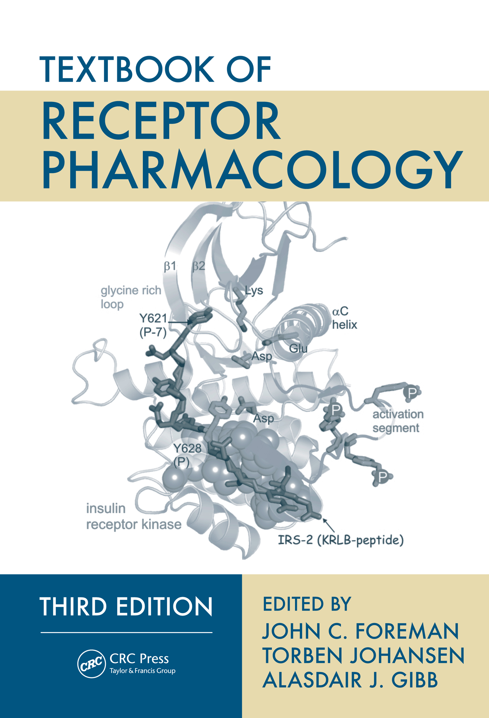 Textbook of Receptor Pharmacology: 3rd Edition (e-Book) book cover
